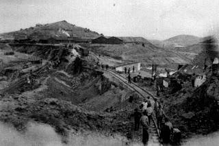Resultado de imagen de minas de riotinto año 36